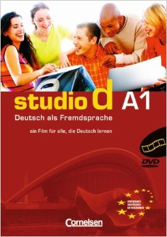 studio d A1 Video-DVD mit Ubungsbooklet
