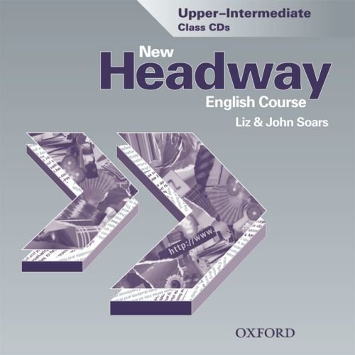 New Headway Upper-Intermediate Class Audio CDs (2)