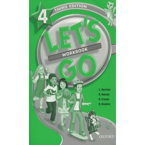 Let's Go Third Edition 4 Workbook