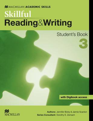 Skillful Reading and Writing Level 3 Student's Book + Digibook
