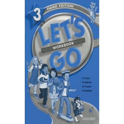 Let's Go Third Edition 3 Workbook