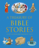 A Treasury of Bible Stories: Eight of your very favourite tales