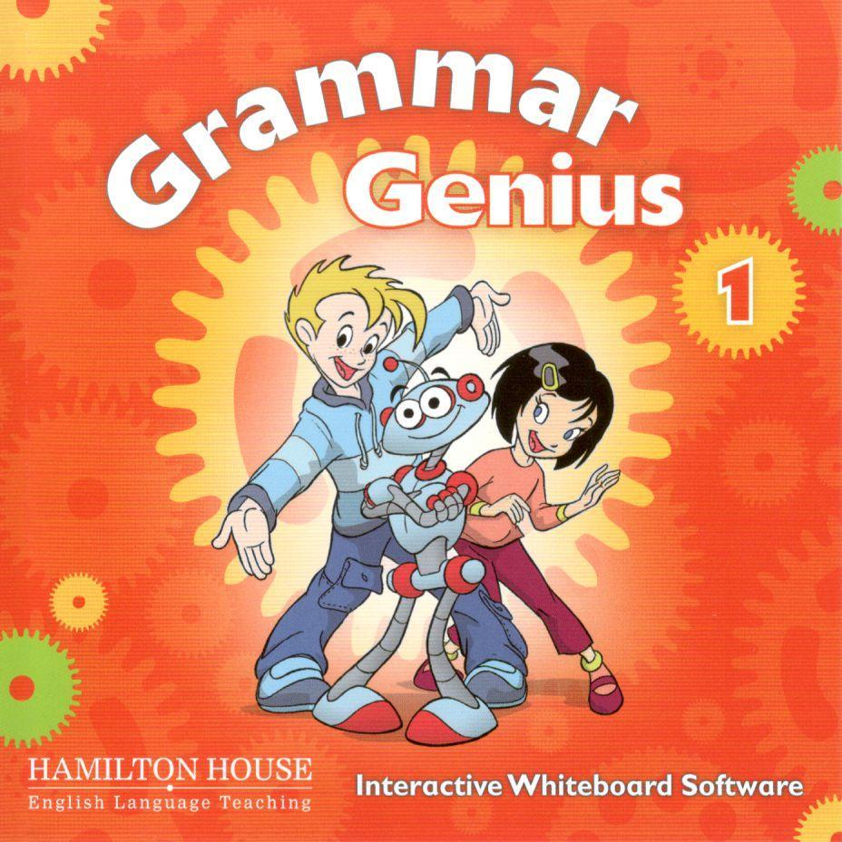 Grammar Genius A:  IWB software