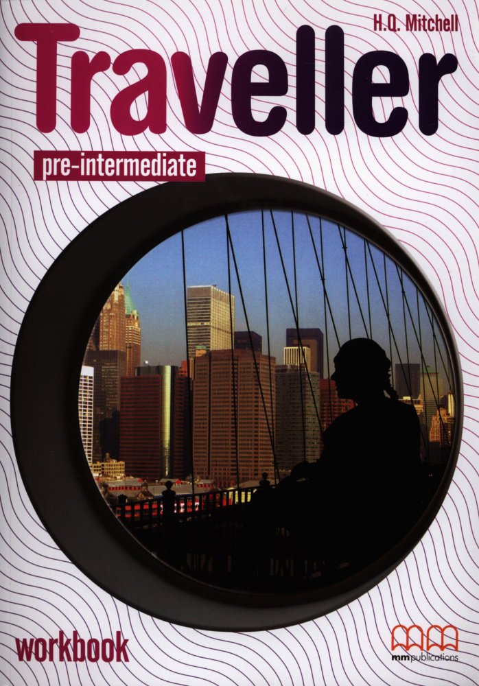 Traveller Pre-Intermediate Workbook + Audio CD/CD-ROM