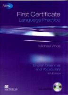 First Certificate Language Practice Student's Book without Key + CD-ROM Pack