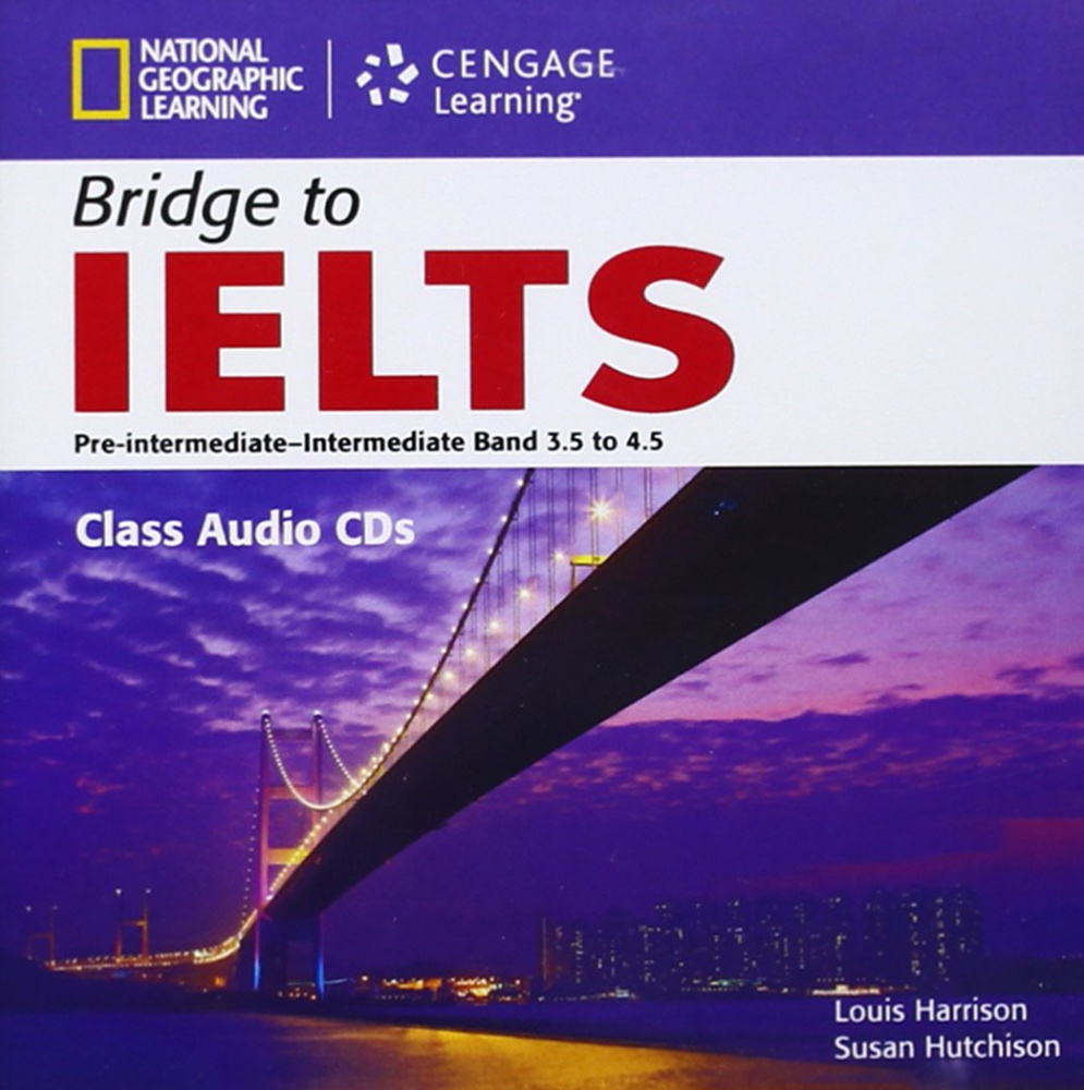 Bridge to IELTS Bands 3,5 - 4,5  Class Audio CDs