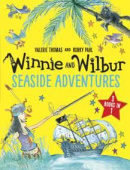 Winnie and Wilbur: Seaside Adventures: 3 books in 1