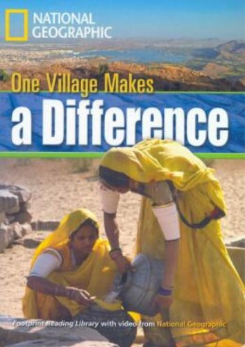 Fotoprint Reading Library B1 One Village Makes a Difference