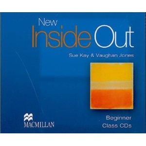 New Inside Out Beginner Class Audio CDs (Лицензия)