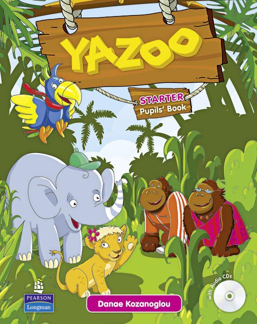 Yazoo Starter Pupils' Book (with audio)