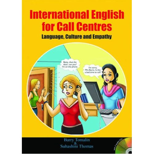 International English for Call Centres with Audio CD