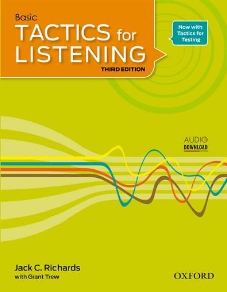 Tactics for Listening Third Edition Basic Student Book