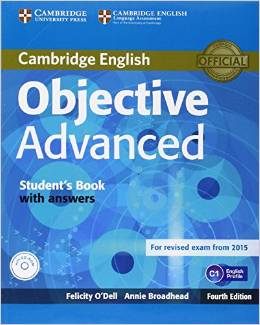 Objective Advanced 4th Edition (for revised exam 2015) Student's Book with Answers with CD-ROM