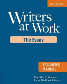 Writers at Work: The Essay
