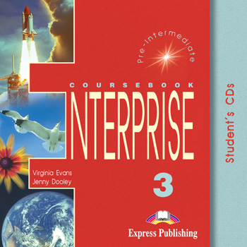 Enterprise 3 Student's Audio CD