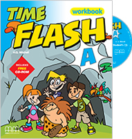 Time Flash A Workbook with Student's audio CD/CD-Rom