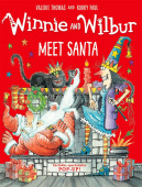 Winnie and Wilbur: Meet Santa HB
