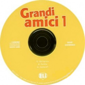 Grandi amici 1: CD-audio