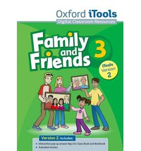 Family and Friends 3 iTools DVD-ROM