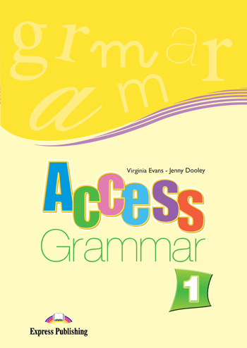 Access 1 Grammar Book - English Edition