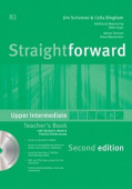 Straightforward (Second Edition) Upper Intermediate Teacher's Book Pack + e-book