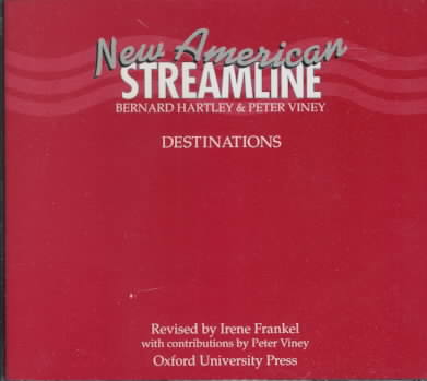 New American Streamline Destinations Compact Discs (3)