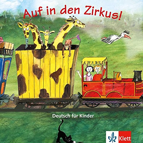 Auf in den Zirkus! Audio-CD
