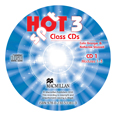 Hot Spot 3 Class Audio CD (2) (Лицензия)