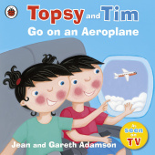 Ladybird: Topsy and Tim: Go on an Aeroplane  (PB)