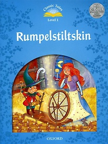 Classic Tales Second Edition: Level 1: Rumplestiltskin e-Book & Audio Pack