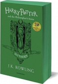 Harry Potter and the Philosopher's Stone (Slytherin Edition) - Paperback