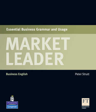 Market Leader Essential Grammar and Usage Book
