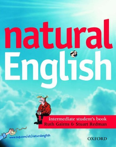 natural English Intermediate Student's Book with Listening Booklet