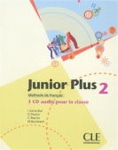 Junior Plus 2 Audio CD collectifs (3)
