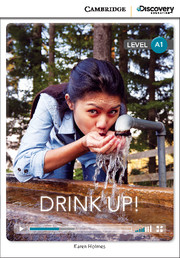 Cambridge Discovery Education Interactive Readers (A1) Beginning Drink Up! (Book with Online Access)