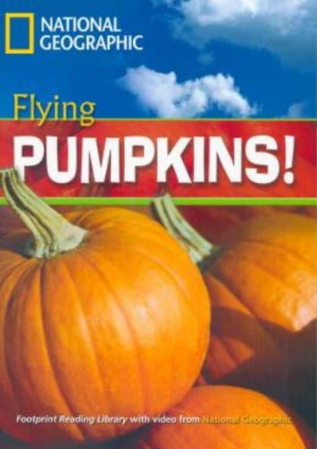 Fotoprint Reading Library B1 Flying Pumpkins