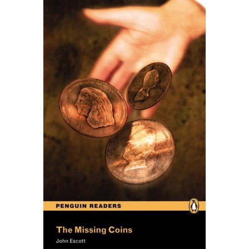 The Missing Coins (With Audio CD)