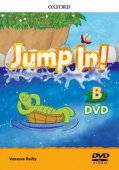 Jump In!: Level B Animations and Video Songs DVD