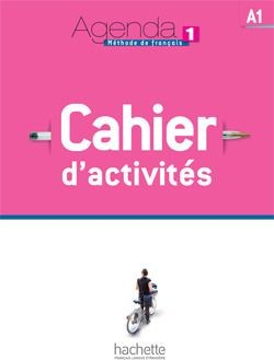 Agenda 1 - Cahier d'activites + CD audio