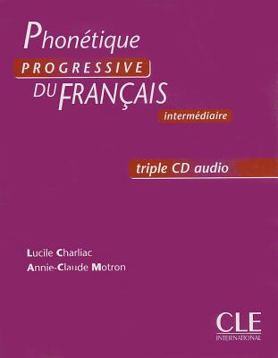 Phonetique Progressive du francais Intermеdiaire - CD audio (3)