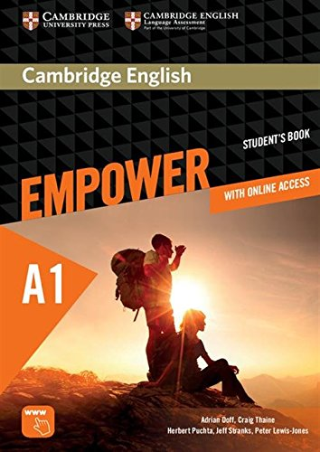Cambridge English Empower Starter Student's Book with Online Assessment and Practice, and Online Wor