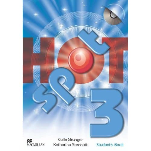 Hot Spot 3 Student's Book + CD-ROM Pack