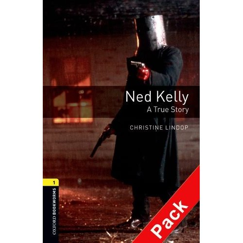 Ned Kelly: A True Story Audio CD Pack