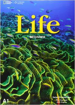 Life Beginner Students Book with DVD