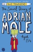 Townsend Sue. The Secret Diary of Adrian Mole, Aged 13 3/4