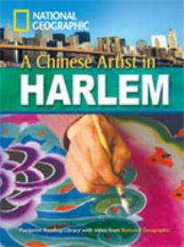 Fotoprint Reading Library B2 A Chinese Artist in Harlem with CD-ROM