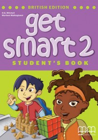 Get Smart British Edition 2 Student's Book