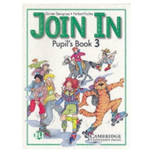 Join In 3 Pupil's Book