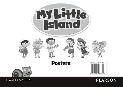 My Little Island Level 1 Posters Level 1, 2, 3