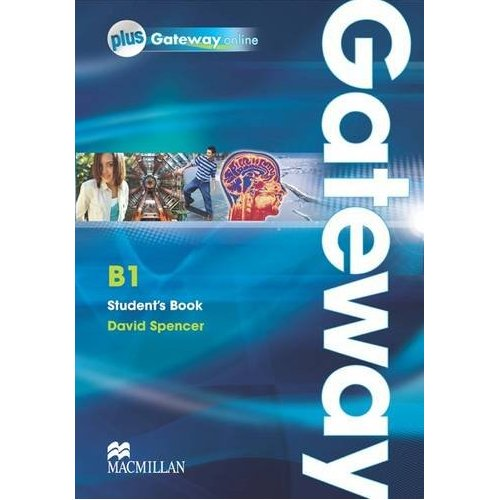 Gateway B1 Student's Book Plus Online Pack